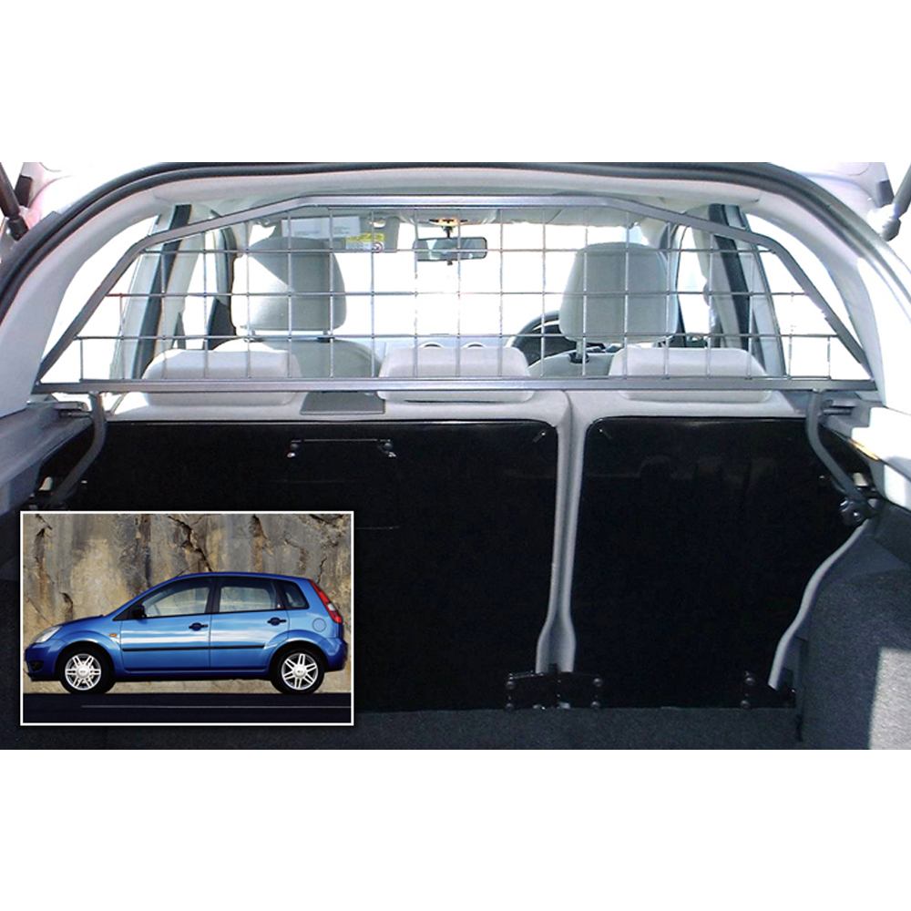 grille de s paration de coffre ford fiesta 5 portes. Black Bedroom Furniture Sets. Home Design Ideas