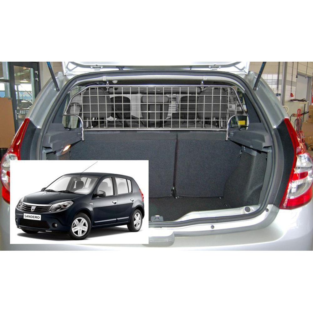 grille chien dacia sandero stepway 5 portes 2009. Black Bedroom Furniture Sets. Home Design Ideas