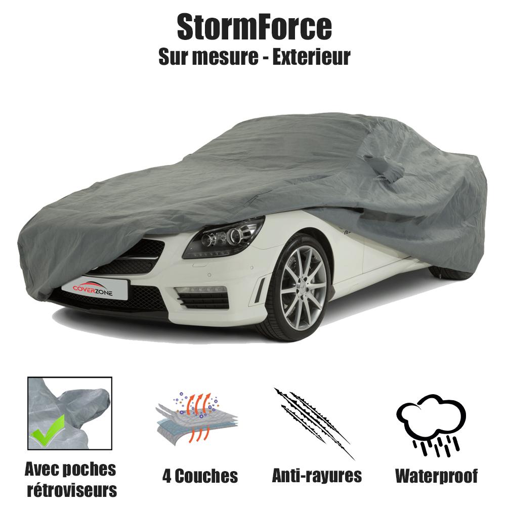 Bache Audi A6 Allroad Break 5 portes - 1999 2005 - Bache Stormforce pour  extérieur 3ab1d7e5640d