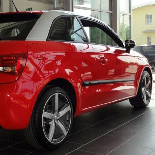 Baguettes lat rales de protection audi a1 3 portes 2011 - Audi a1 3 portes occasion ...