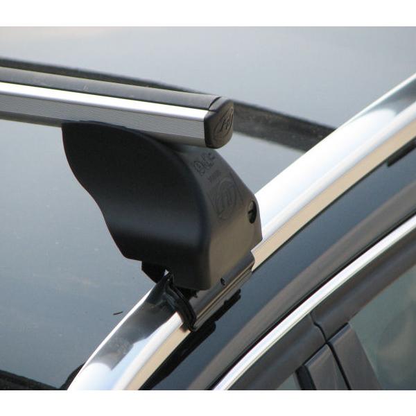 barres de toit opel mokka 5 portes 2012 barres de toit totus aluminium. Black Bedroom Furniture Sets. Home Design Ideas