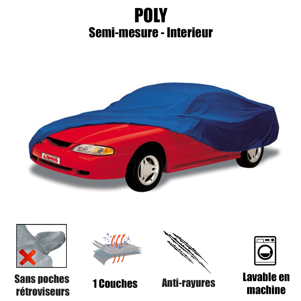 bache bmw serie 3 e90 a partir de 2005 housse de protection poly. Black Bedroom Furniture Sets. Home Design Ideas