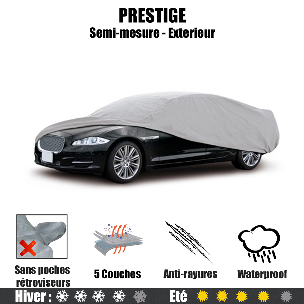 bache bmw serie 1 3 portes 2004 2011 housse de protection prestige. Black Bedroom Furniture Sets. Home Design Ideas