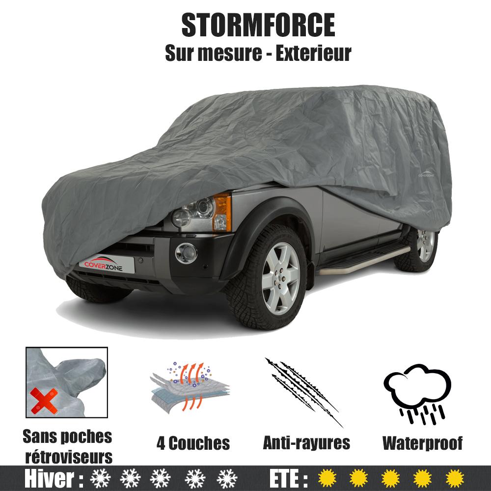 bache toyota rav 4 5 portes a partir de 2009 housse de protection stormforce. Black Bedroom Furniture Sets. Home Design Ideas