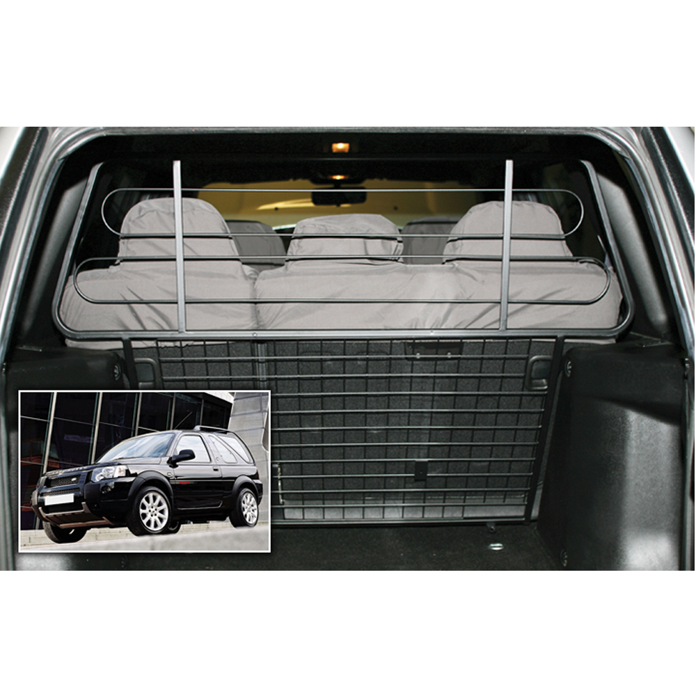 grille de s paration de coffre land rover freelander 1. Black Bedroom Furniture Sets. Home Design Ideas