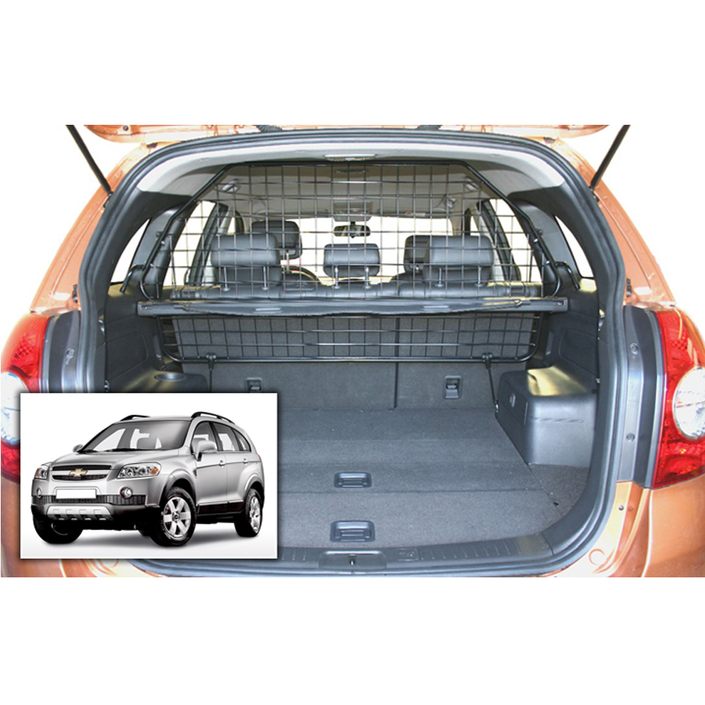 grille de s paration de coffre chevrolet captiva station wagon 5 portes. Black Bedroom Furniture Sets. Home Design Ideas