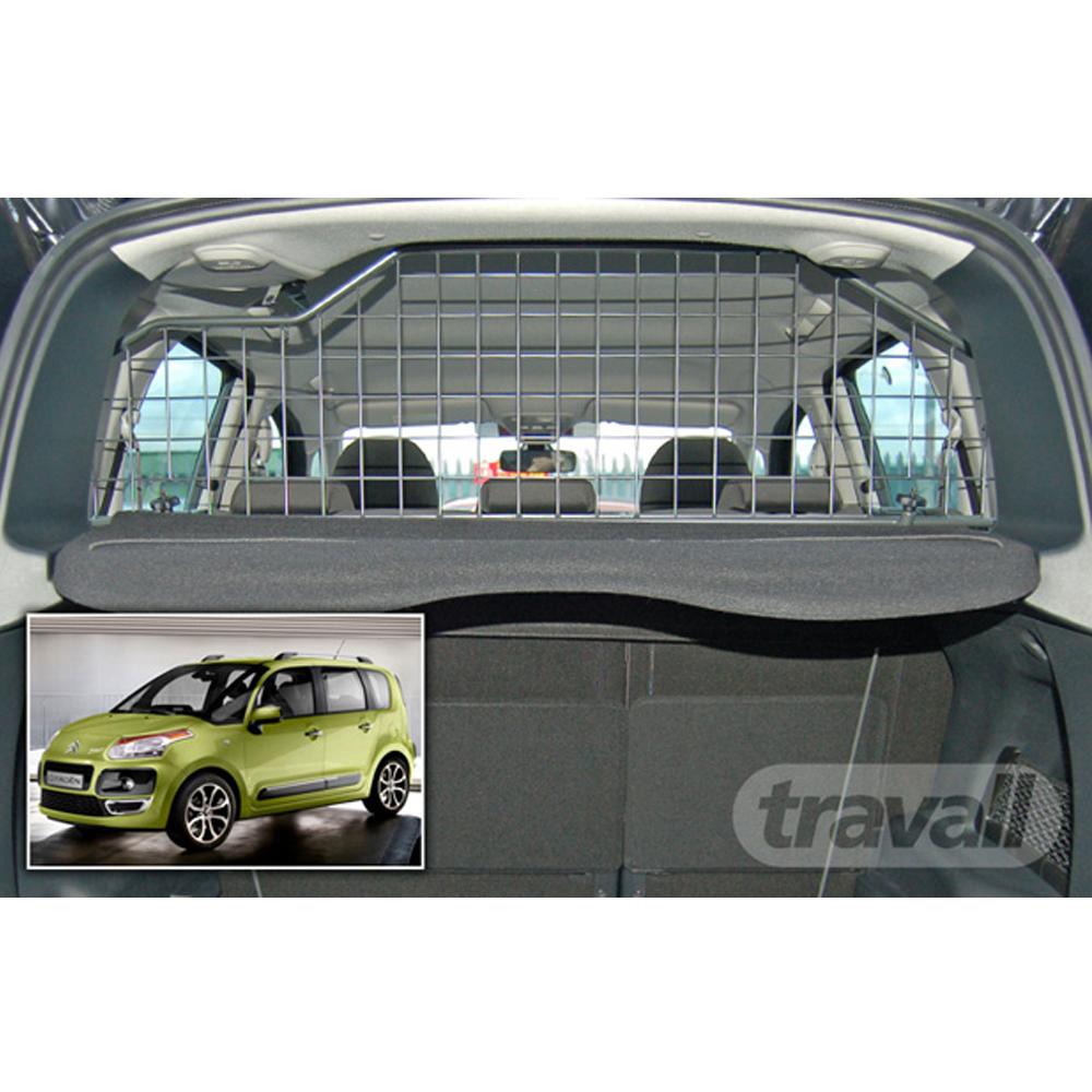 grille de s paration de coffre citroen c3 picasso 5 portes. Black Bedroom Furniture Sets. Home Design Ideas