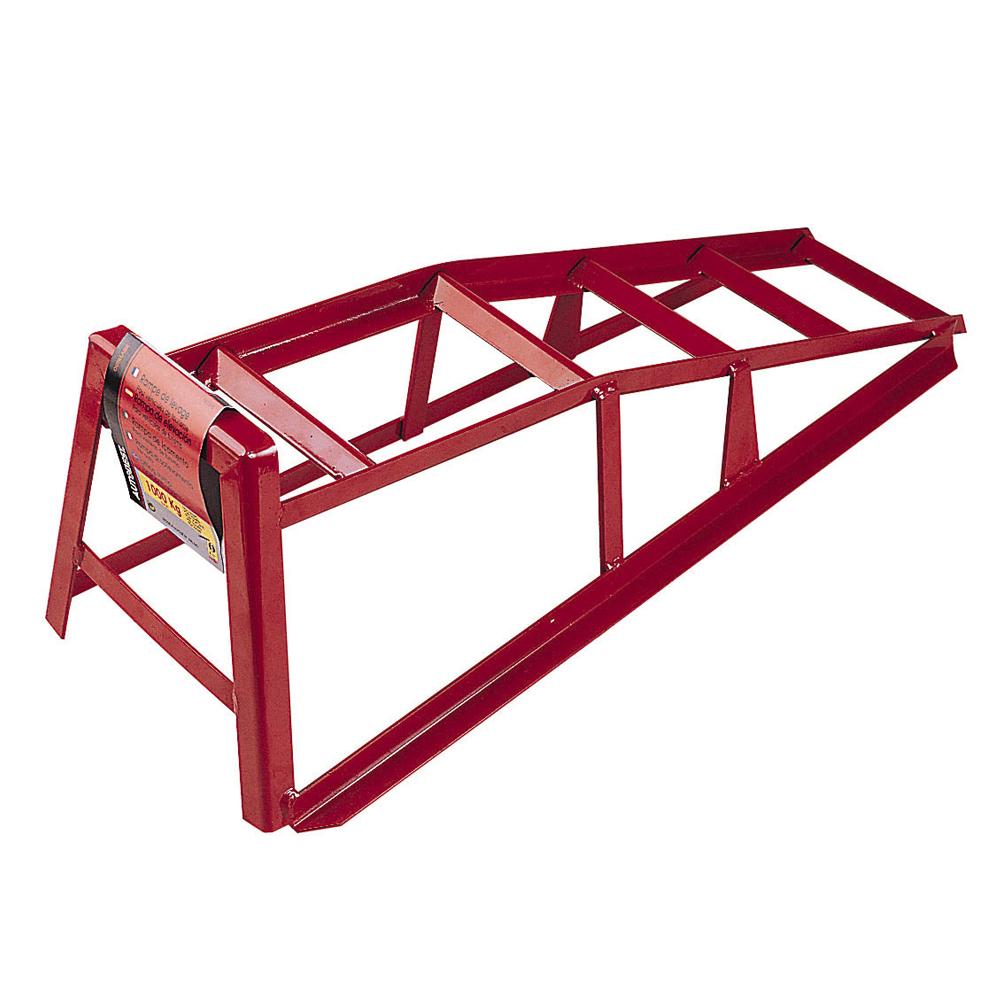rampe de levage 1 tonne pour largeur de roue maxi de 160mm. Black Bedroom Furniture Sets. Home Design Ideas